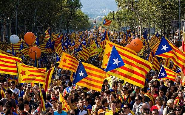 Catalonia Seeks An Alternative Independence Consultation After Constitutional Court's Ban On Initially Planned Referendum