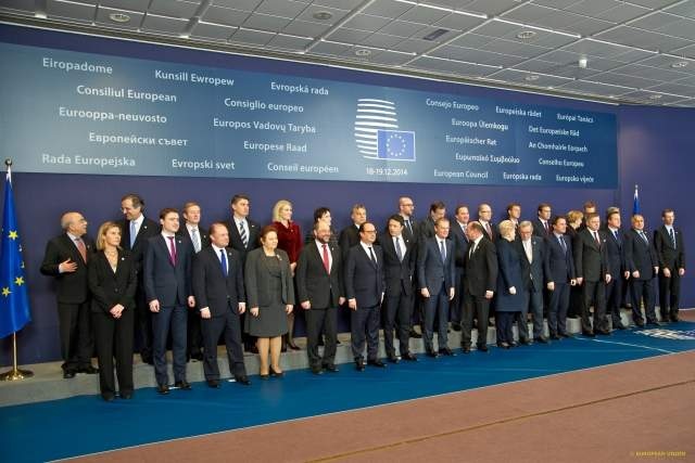 Last EU Summit Of 2014