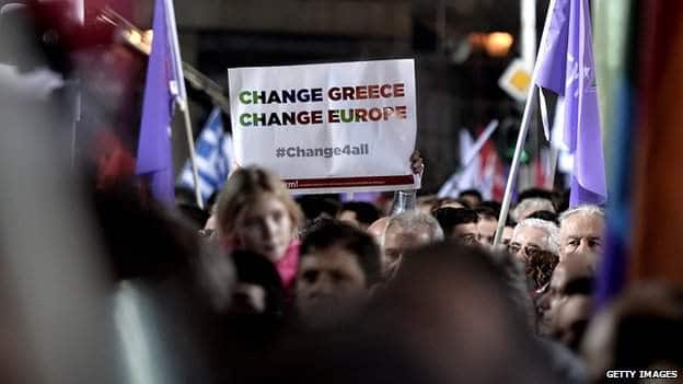 Elections In Greece:  A Challenge To Austerity Doctrine In Europe?