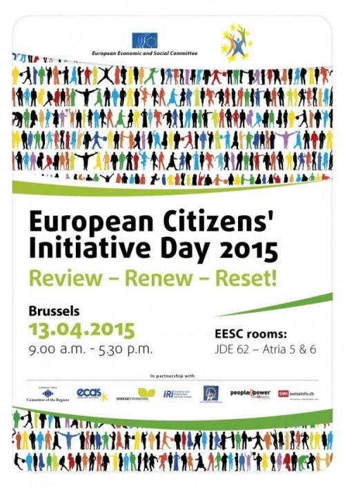 ECI DAY 2015: Reports And Resources Are Now Available