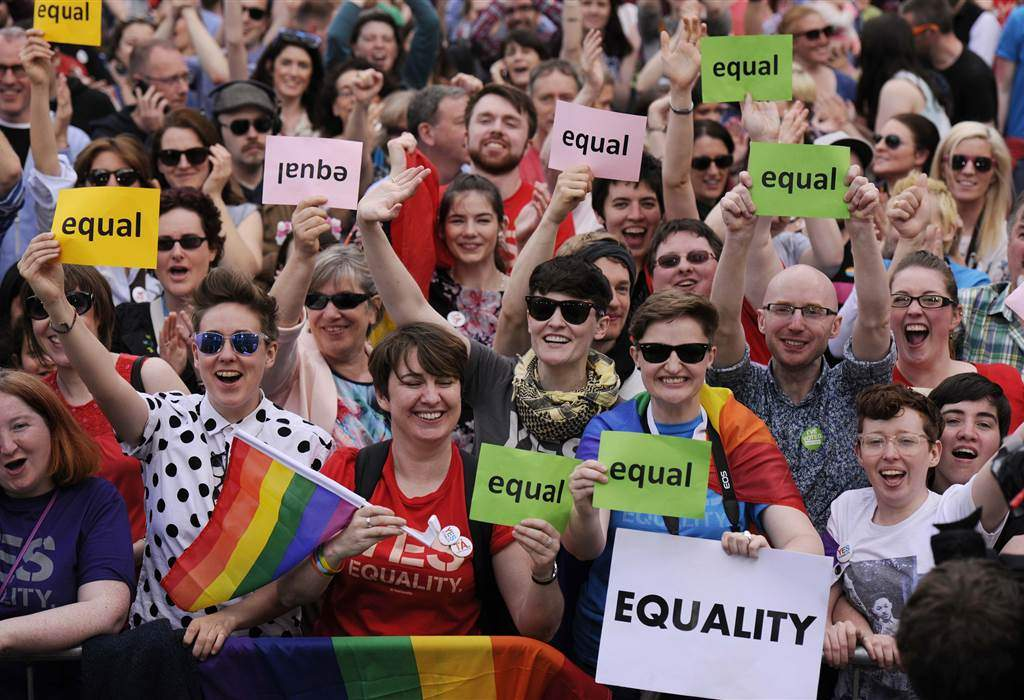 Ireland's 'Yes' Vote To Same-Sex Marriage Relaunches The Debate In Europe