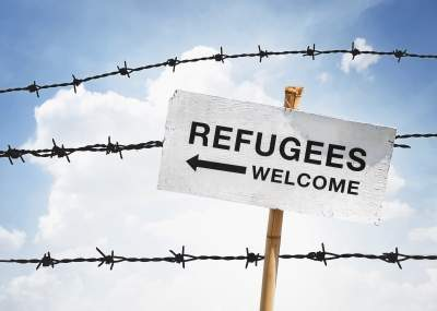 Call To EU Leaders: Refugees Welcome
