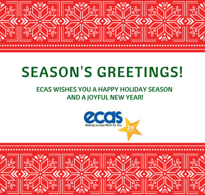 ECAS Wishes You A Happy Holiday Season!