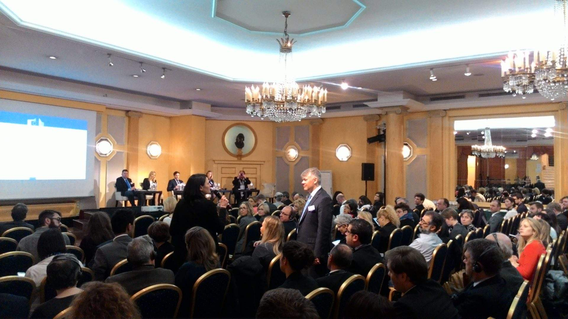 ECAS Legal Team Participates In The Conference On The European Professional Card