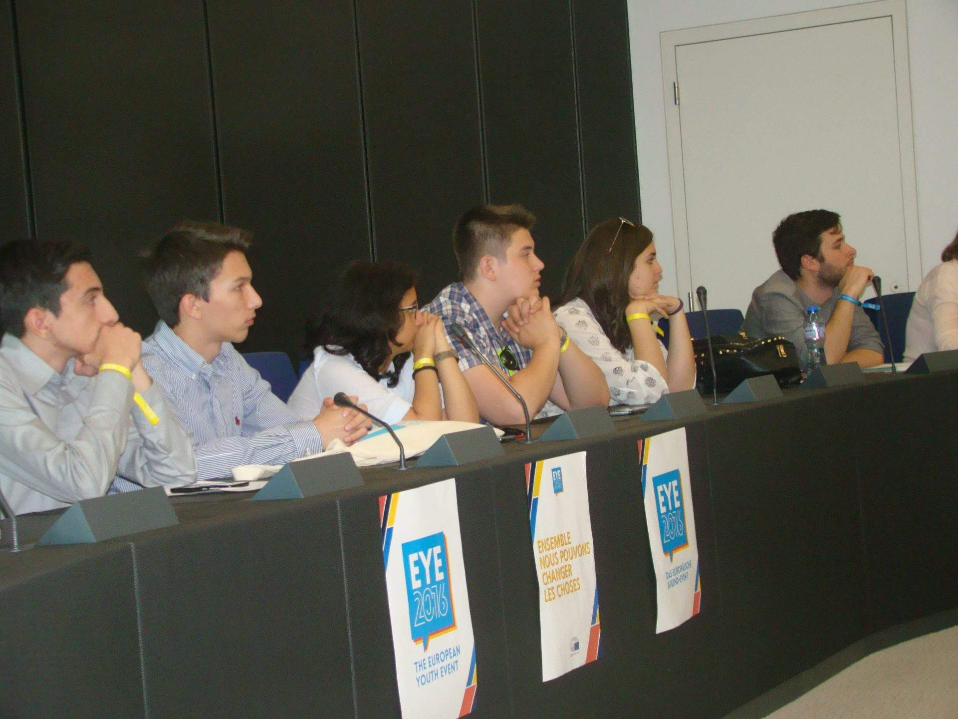 ECAS Hosts A Workshop On E-participation At The European Youth Event