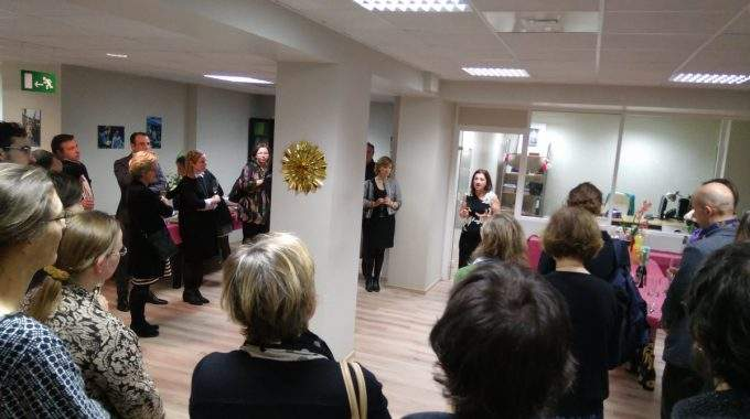 ECAS Christmas Cocktail: A Celebration With Our Partners