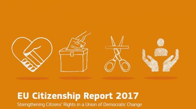 EU Citizenship Report 2017: More Action Needed To Safeguard Freedom Of Movement