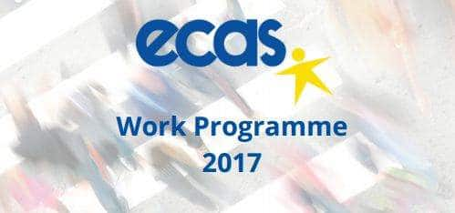 ECAS Work Programme 2017 – Serving Citizens And Civil Society