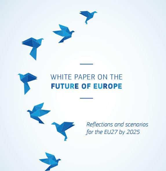 More Or Less Europe – What The Commission's White Paper Means For Citizens
