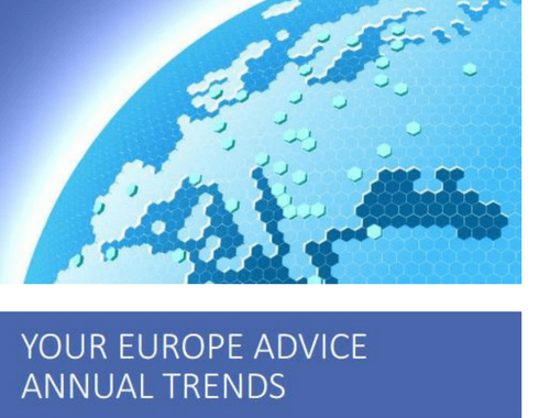 Your Europe Advice Annual Trends 2016