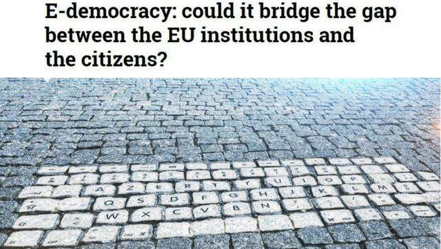 Interview: ECAS' Elisa Lironi On E-Democracy