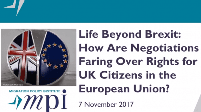 Video: Life Beyond Brexit Webinar