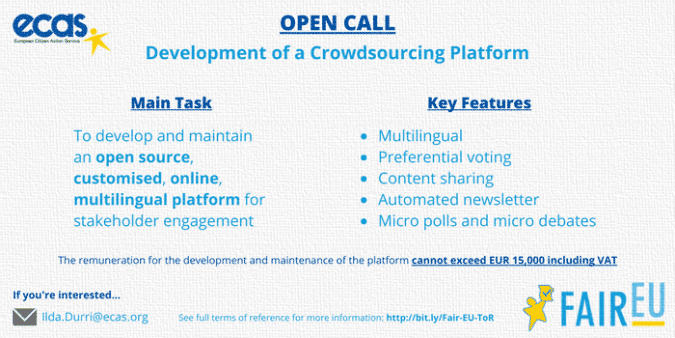 Crowdsourcing Fair EU
