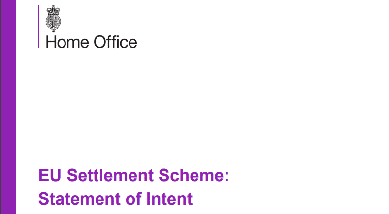 Brexit, EU Citizens And The Settlement Scheme: What We Know So Far