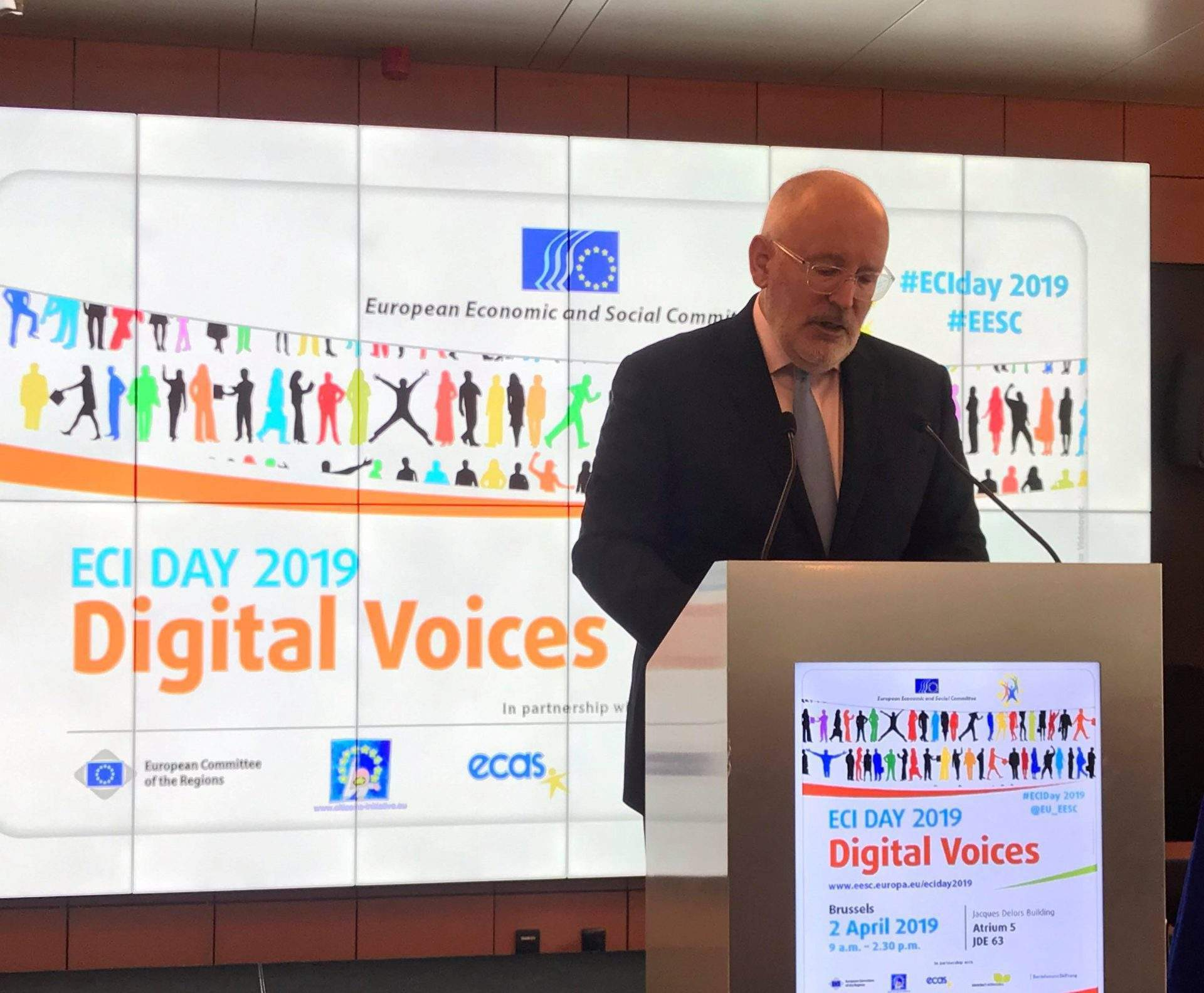 Marking Of ECI Day 2019: Digital Voices