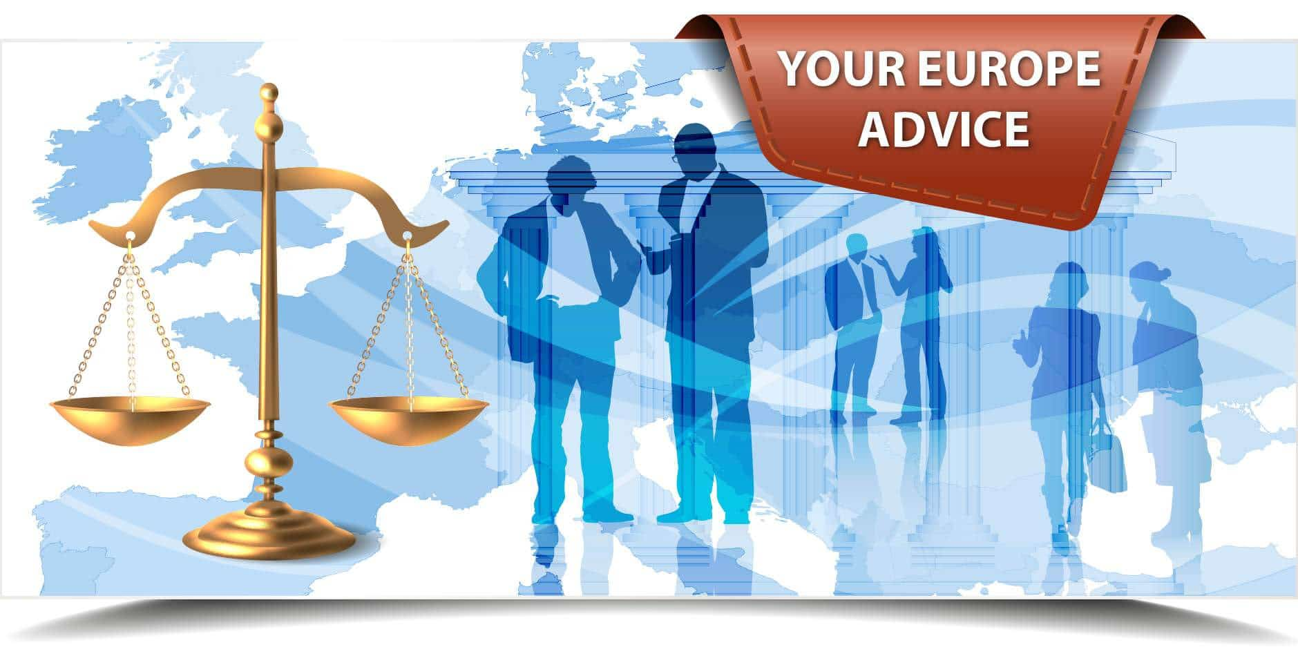 Your Europe Advice: Entry Procedures Is The Most Enquired About Legal Topic In 2018