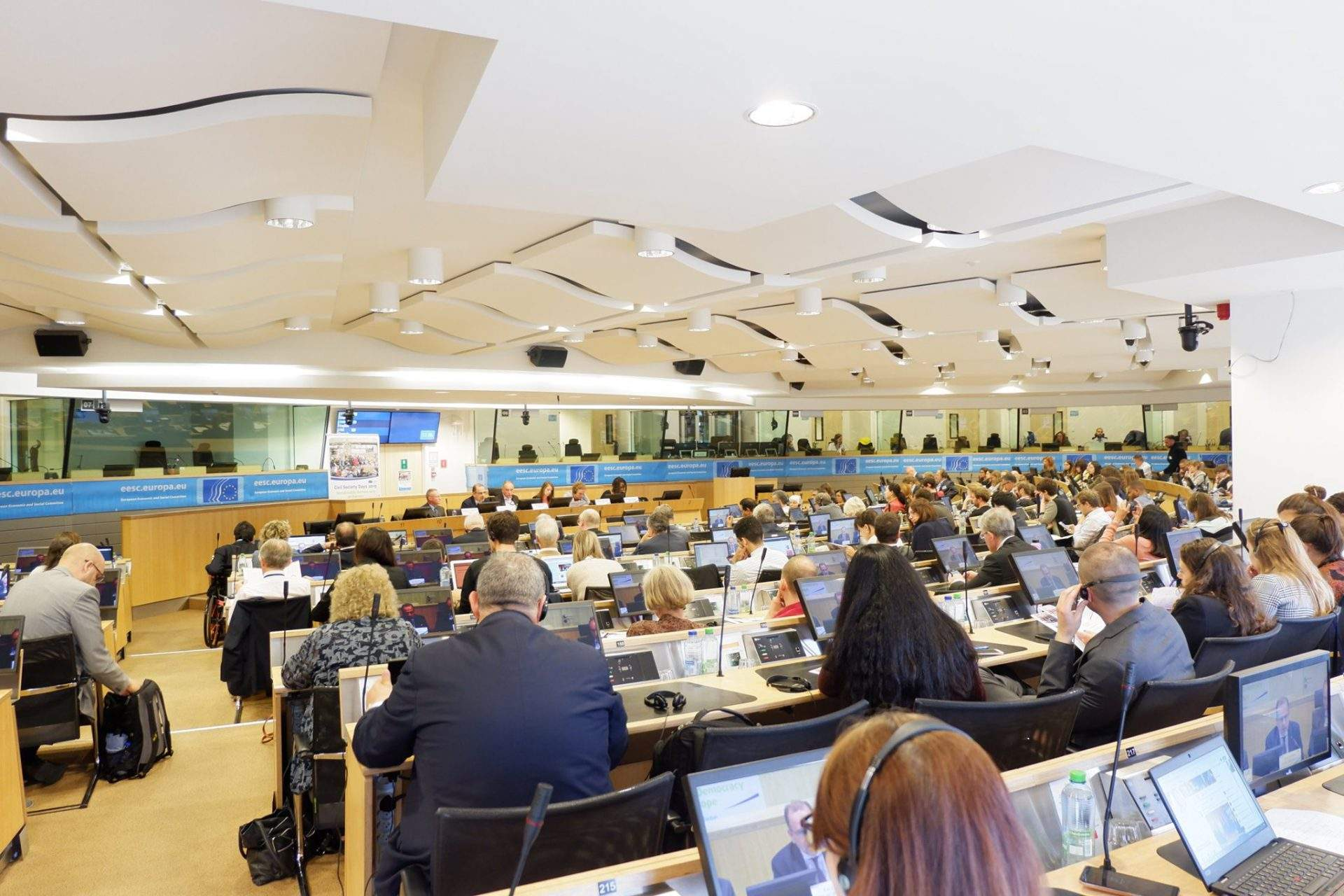 Civil Society Days 2019: Sustainable Democracy In Europe