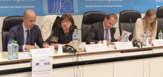 Summary Of The Conference: ECI Legal Framework – Need For Reform?