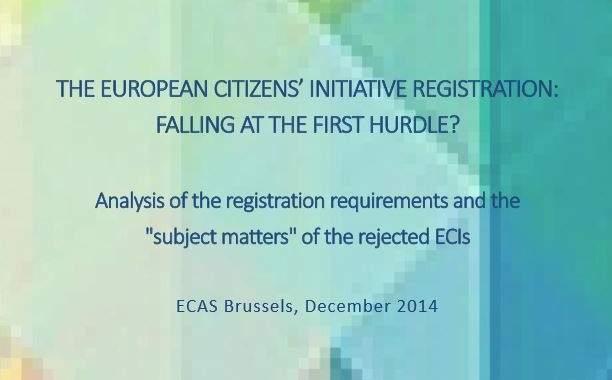 ECI Publication 2014