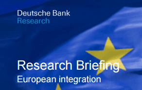 Deutsche Bank Backs Up ECAS' Findings On The Positive Impact Of EU Migration