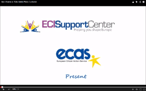 ECAS Newsletter – June 2014
