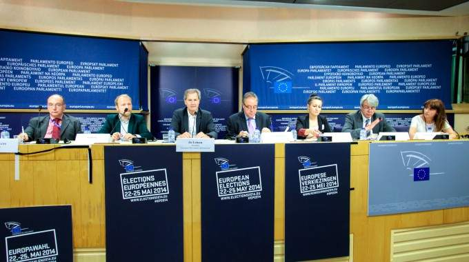 European Movement International Press Conference