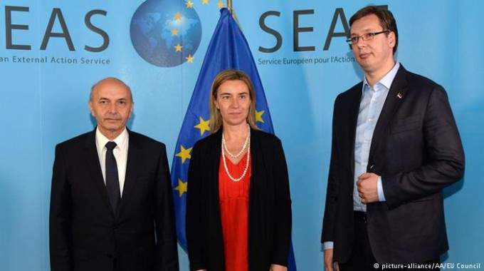 Kosovo And Serbia Make Peace For Hope Of EU Accession