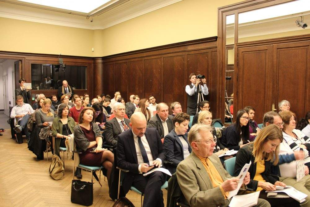Security-Or-Rights Evening Debate On 13 January 2016
