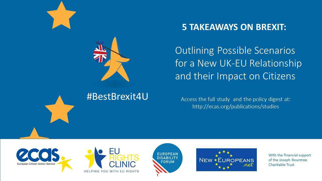 5 Takeaways On Brexit: Read Our Study On Brexit And Citizens' Rights