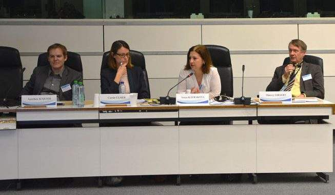 ECAS' Director Calls For Enhanced Digital Democracy In EU At EESC Debate
