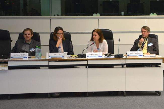 ECAS' Director Calls For Enhanced Digital Democracy In EU At EESC Debate