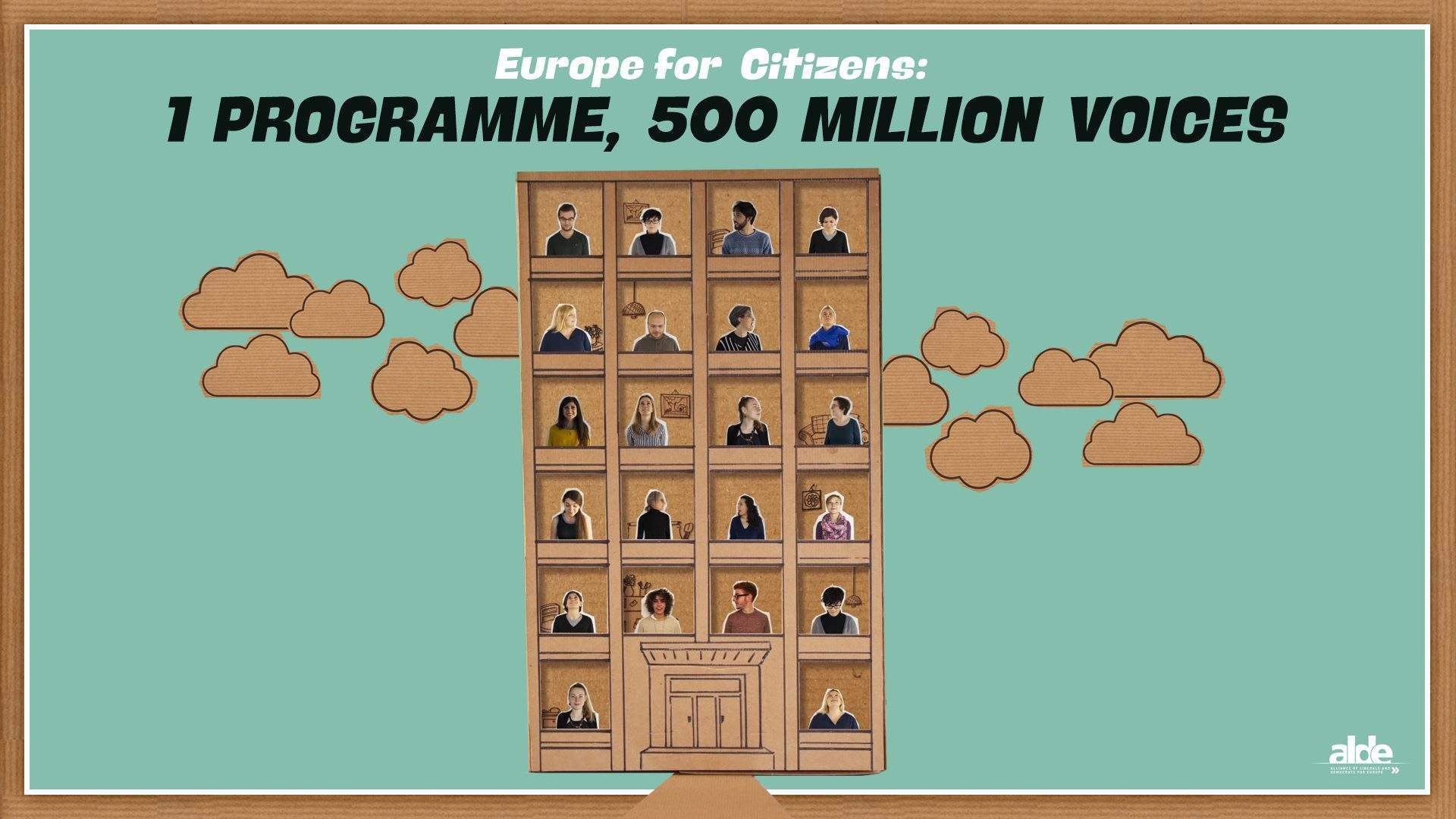 European Parliament Approves Its Position On The Europe For Citizens Programme