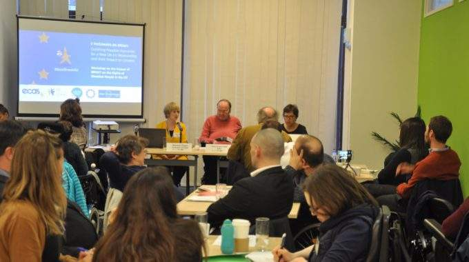 Event Report: Disability Rights In The UK Post-Brexit