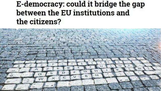 Interview: ECAS' Elisa Lironi On E-Democracy