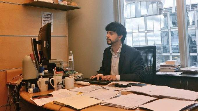 Youth Mobility And Erasmus+ – Live Chat With MEP Brando Benifei