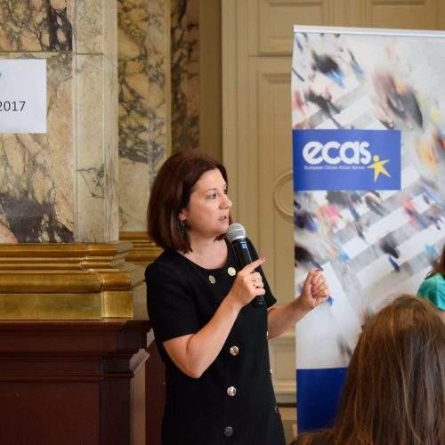 Assya Kavrakova, ECAS