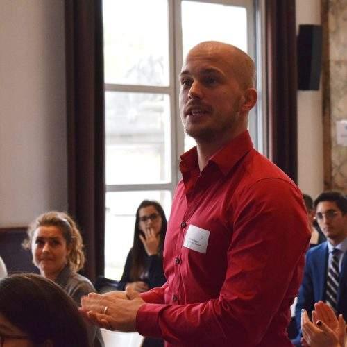 Rasmus Aberg, Erasmus Student Network