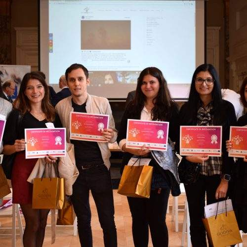 Digital Competition Winners