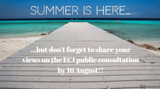 ECI Watch August