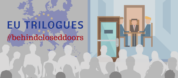 Citizens' Call For Transparent Trilogues: Let's Build A More Democratic EU!