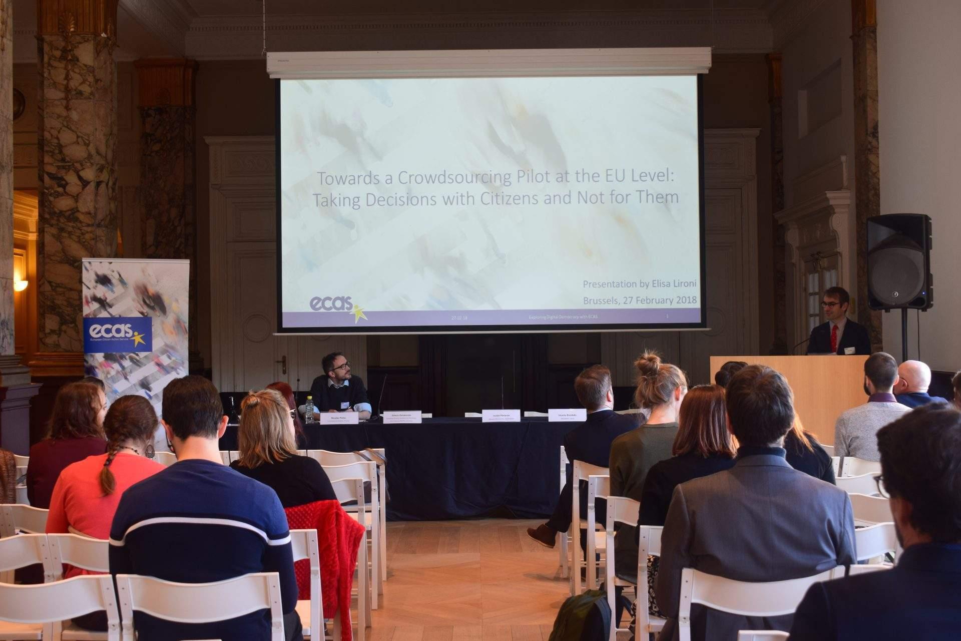 Event Report – Digital Democracy Day 2018