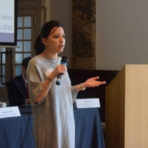 Elisa Lironi - Digital Democracy Manager, ECAS
