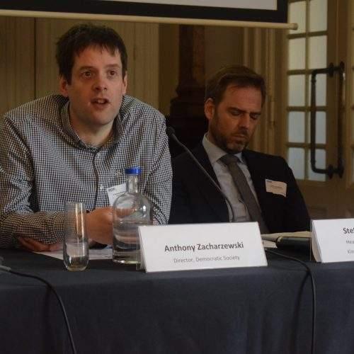 Anthony Zacharzewski - Director, Democratic Society