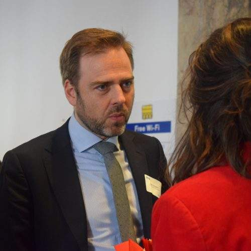 Stefan Schaefers, Head Of European Affairs, King Baudouin Foundation