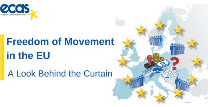 March News Flash – Free Movement Study, Activity Report, Digital Democracy Day 2018