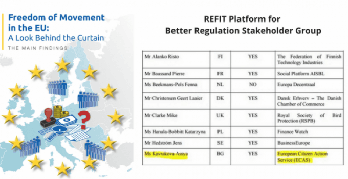 REFIT Platform For Better Regulation (1)