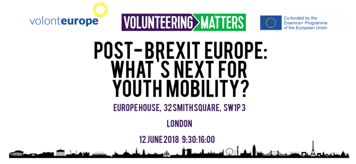 "Our Director's Participation At ""Post-Brexit Europe: What's Next For Youth Mobility?"""