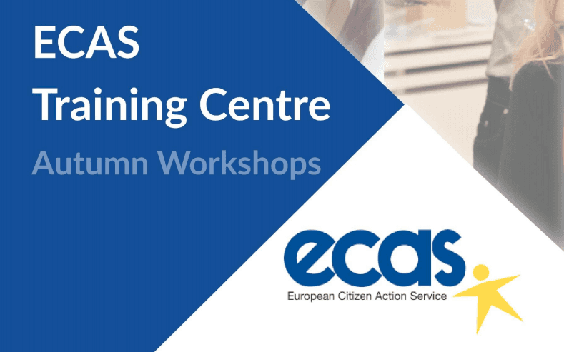 Two New Workshops Available At ECAS' Training Centre!