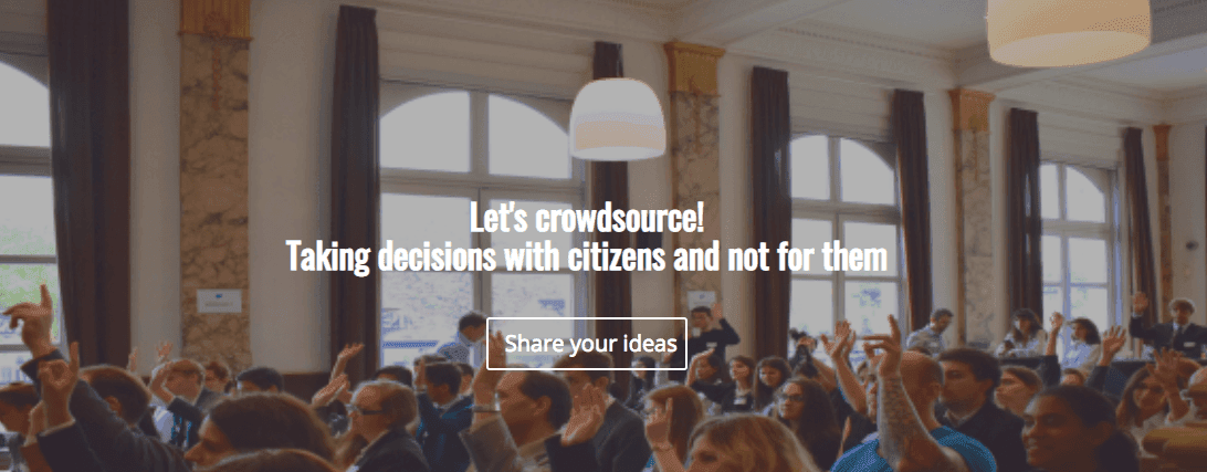 ECAS Launches Its Own Crowdsourcing Platform!
