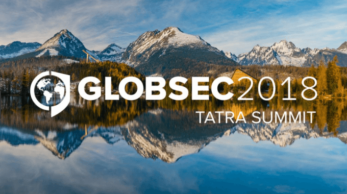 GLOBSEC Tatra Summit 2018 – ECAS' Executive Director On The Impact Of Digital Transformation